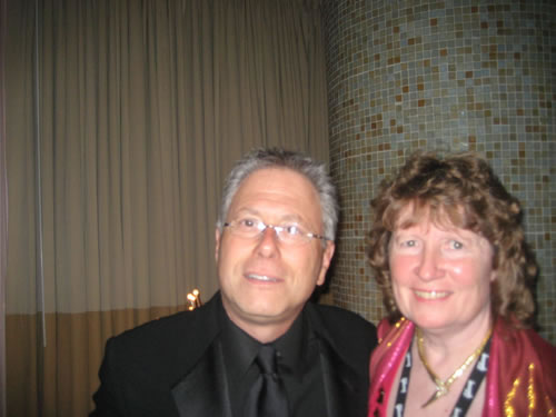 With Alan Menken