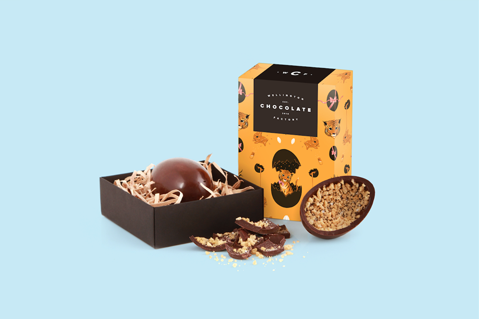 Wellington Chocolate Factory Easter