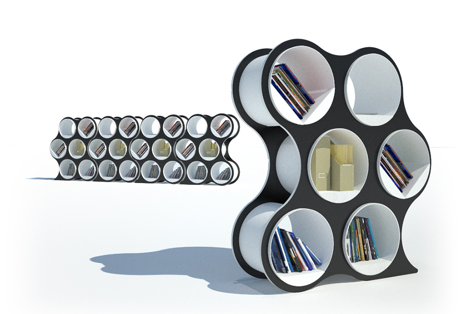 BOLLA 6: Ideal for Retail modern shelving