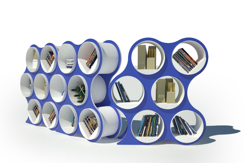 BOLLA Storage: Easy to Expand modern shelving