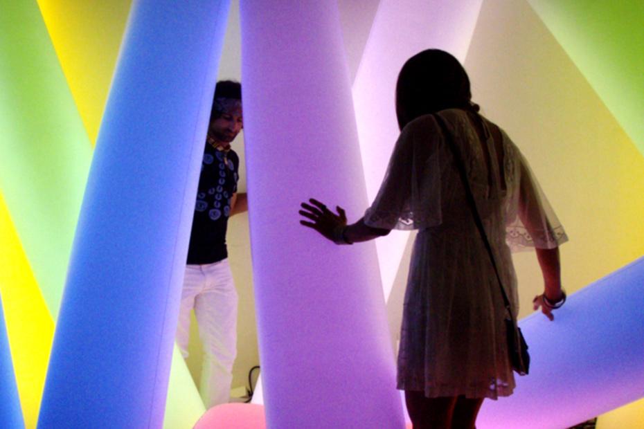 Hang SUPERNOVA to create amazing spaces.