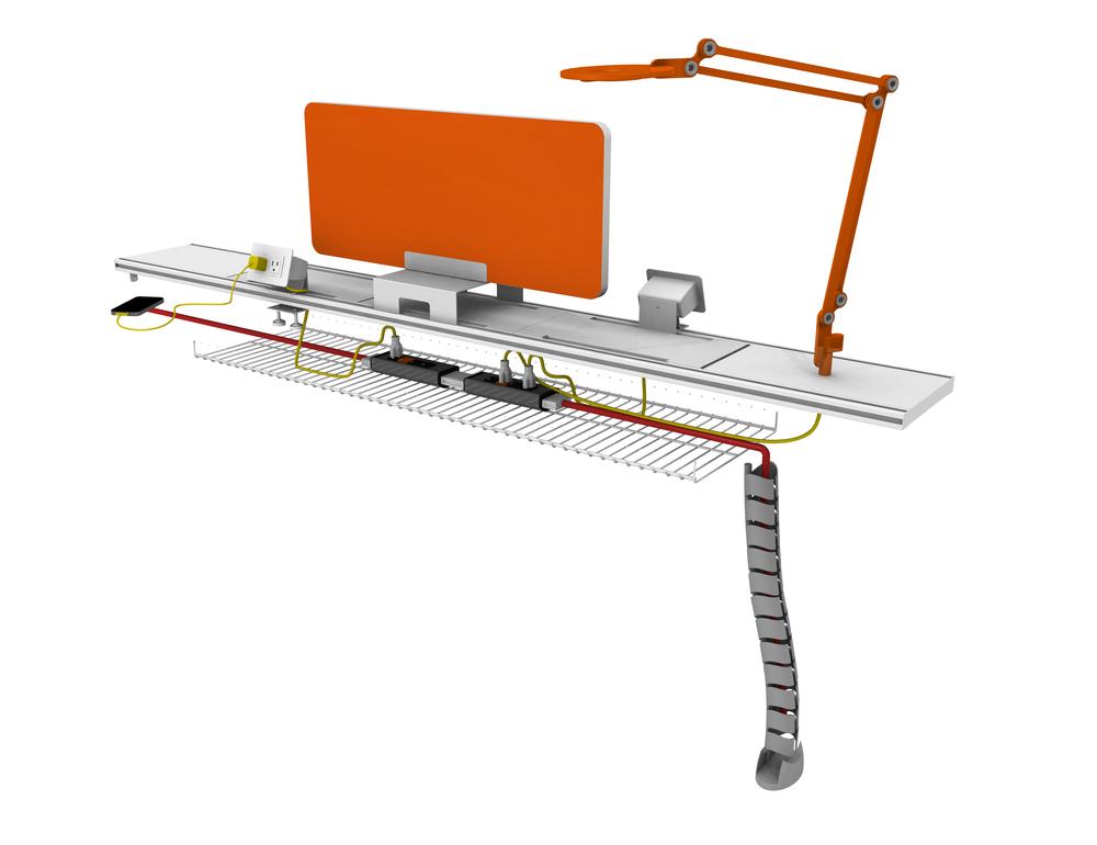 EYHOV Accessory Rail