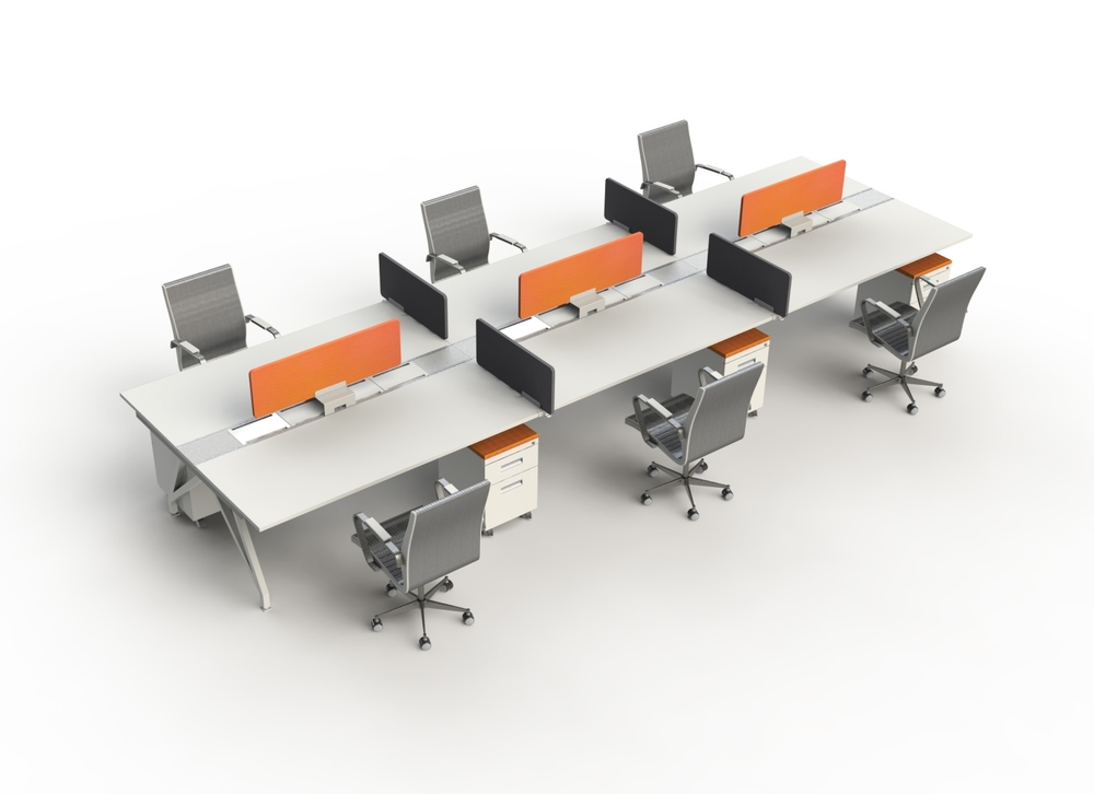 Office workstation desk Partition Eyhov Double Desk Workstation Scale 11 Eyhov Workstation Desks Scale 11