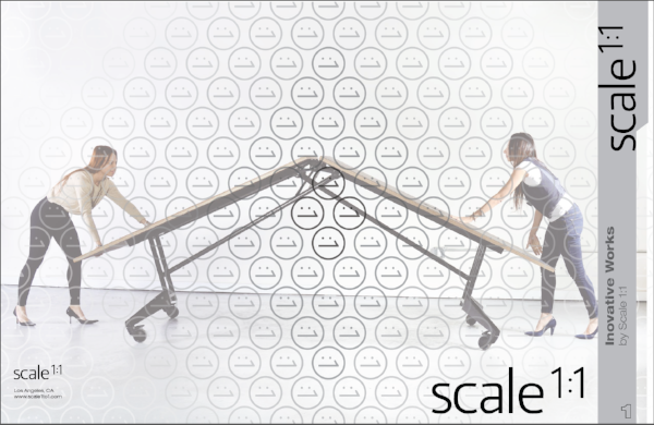 Innovations by Scale 1:1
