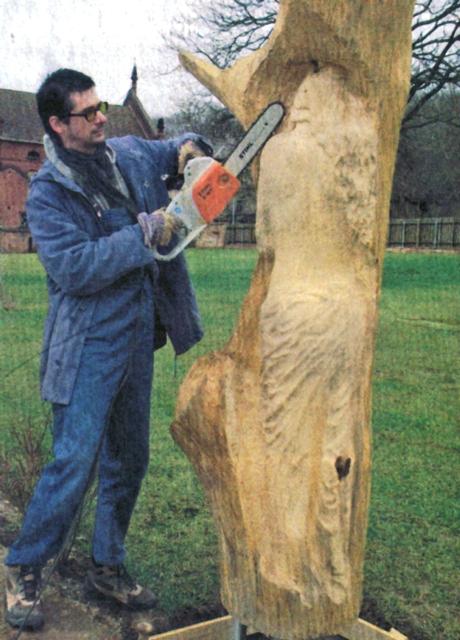 Holzplastik-Michael-Patzer-Kunst-Dom-Naumburg