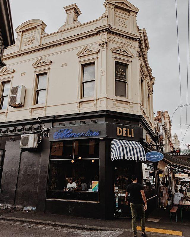 #pixel2 #melbourne Brunswick Street