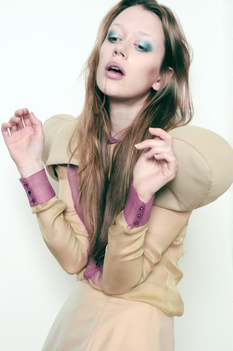 photographer:Polina Belehhova mua and hair:Alina Miloslavskaya