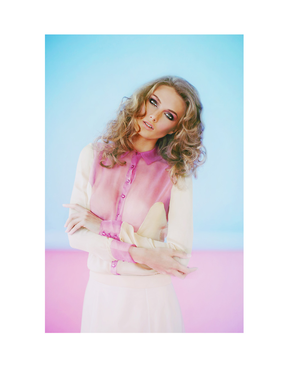 photographer:Maya Tetter  mua and hair:Victoria Fernanda