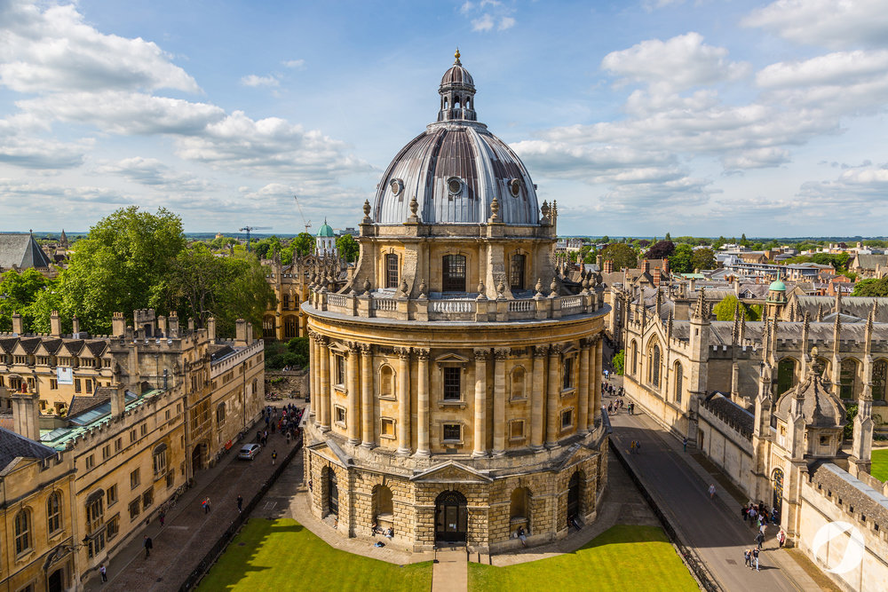 Radcliffe Camera/