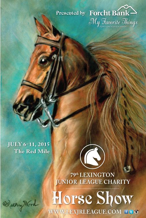 Lexington Junior League Horse Show — Richfield Video