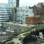 View of the Highline Park