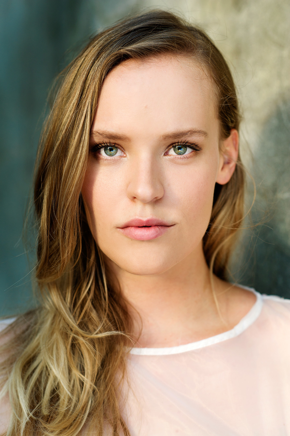Alannah Keating - Brisbane Actress Headshot Photography