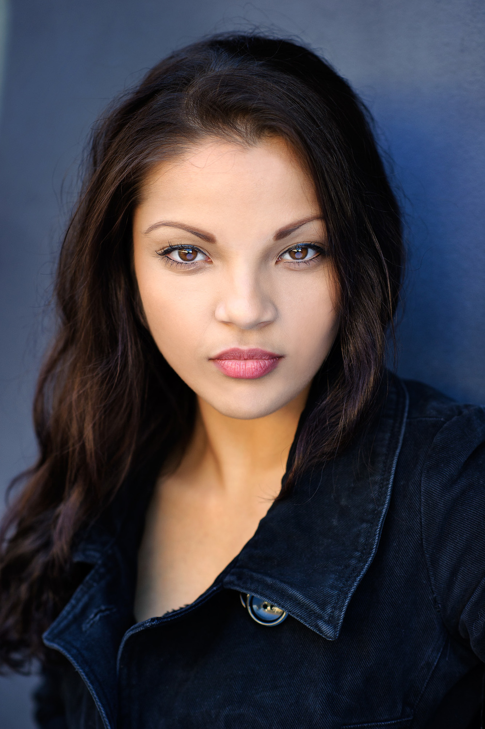Annikki Chand - Actress Headshot