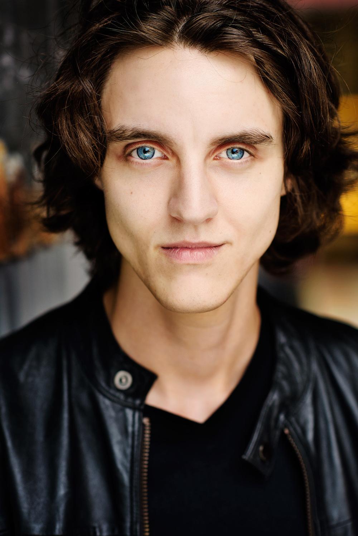 Stefan Aleksander - Brisbane Actor Headshots
