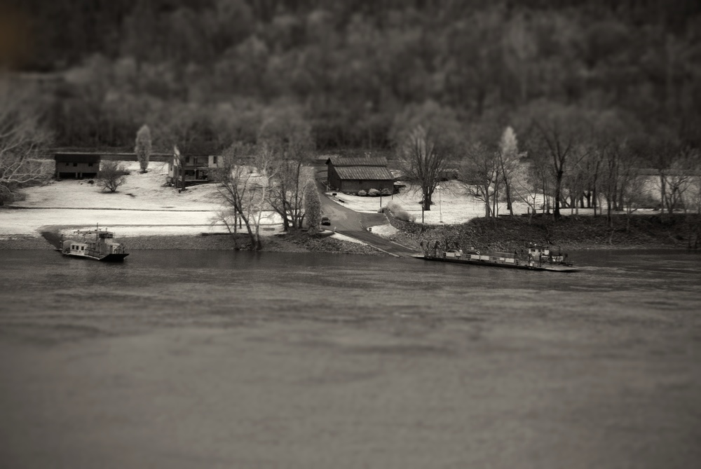 Anderson Ferry IR/Tilt-Shift