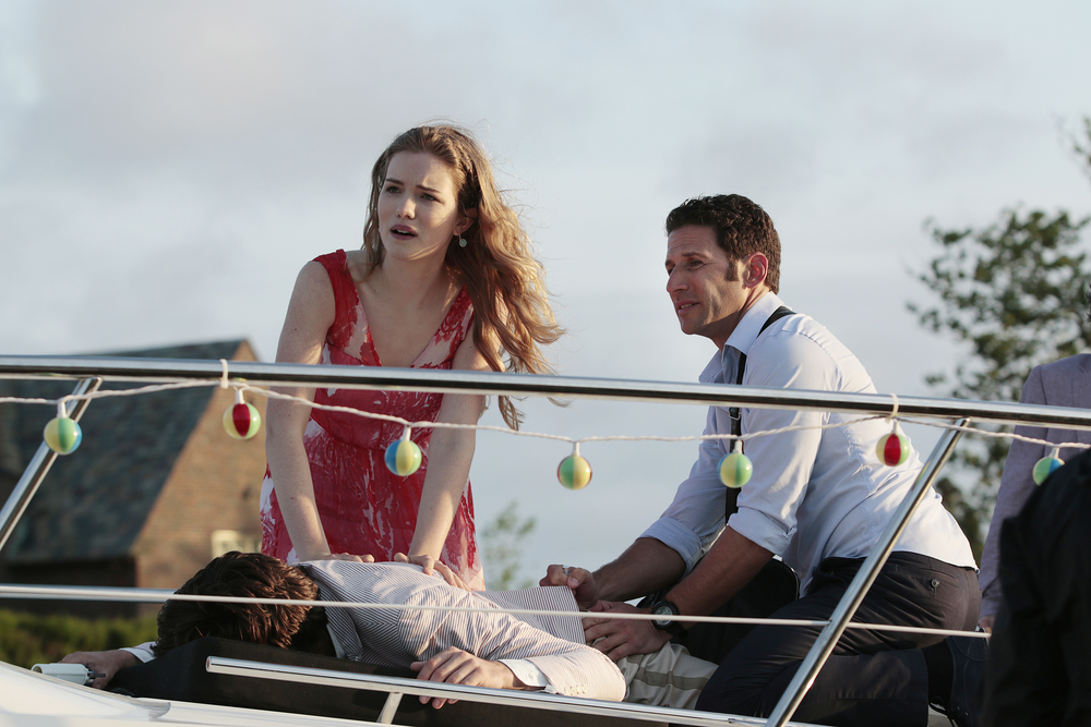 "ROYAL PAINS  ""Emma Miller"" 