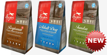 orijen freeze dried