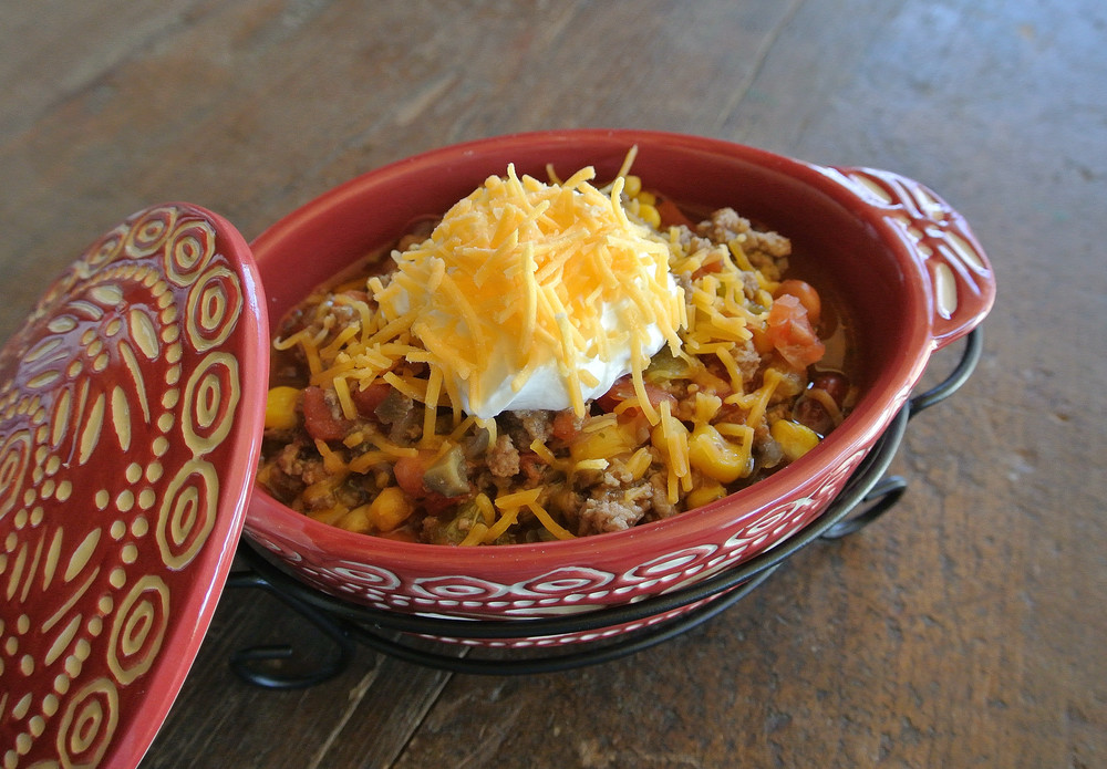 New Mexican Chili