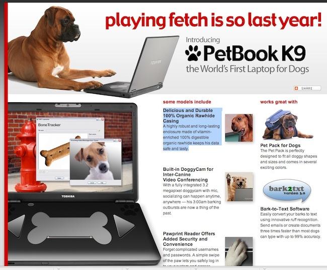 PetBook K9