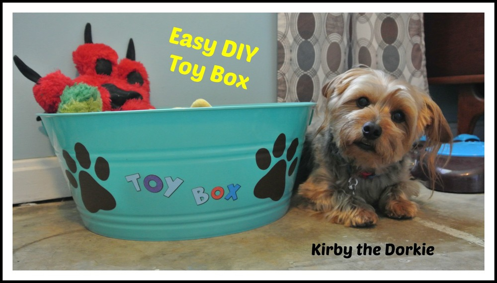 DIY Toy Box