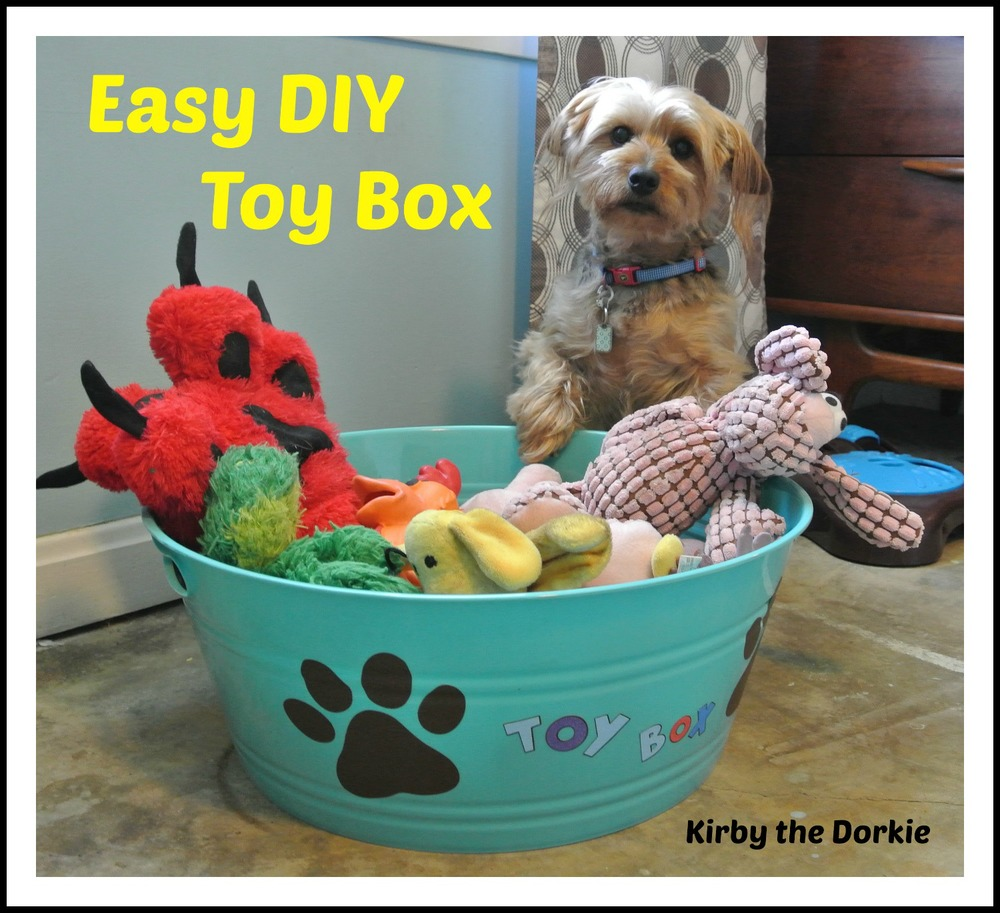 DIY Toy Box