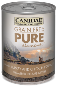 CANIDAE PURE Elements