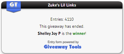 Zuke's Winner
