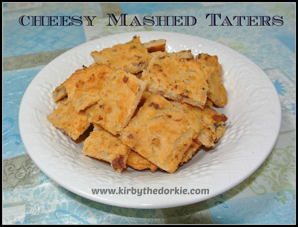 Cheesy Mashed Taters