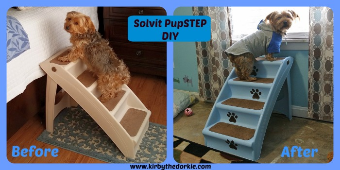 Solvit S Pupstep Pet Stairs Review Amp Giveaway Kirby The