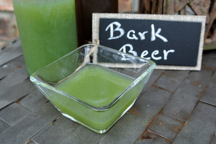 *Bark Beer