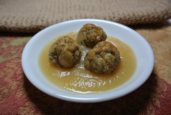 Little Italy Meatballs
