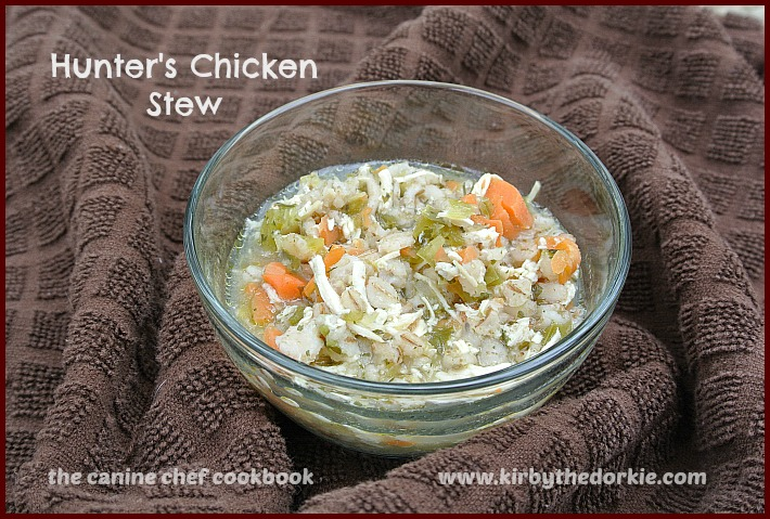 Hunter's Chicken Stew