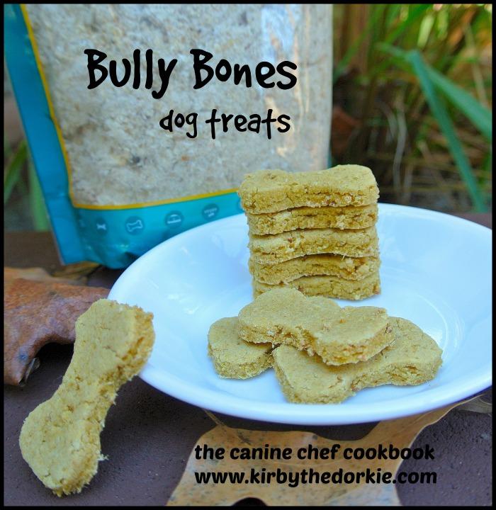 bully bones the canine chef cookbook. Black Bedroom Furniture Sets. Home Design Ideas