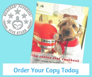 Buy The Canine Chef Cookbook