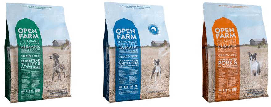 Open Farm (4.5 stars)
