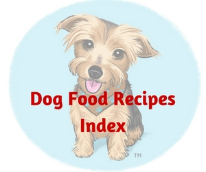Dog food recipes the canine chef cookbook making your own healthy homemade dog food lets you control what goes into the recipe thereby ensuring your pet is getting a nutritious and wholesome meal forumfinder Images