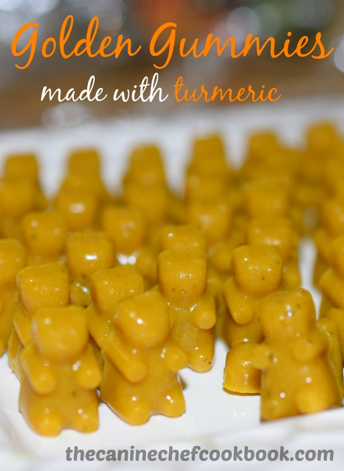 Golden Gummies