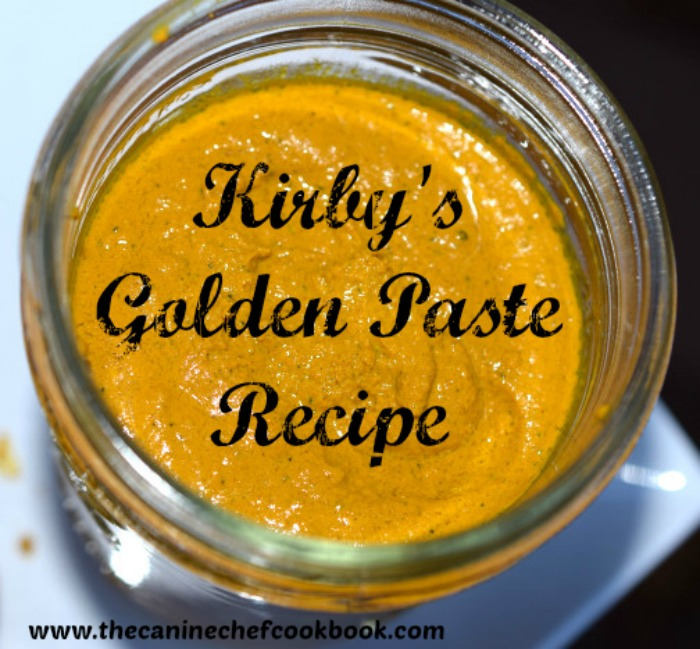Kirby's Golden Paste