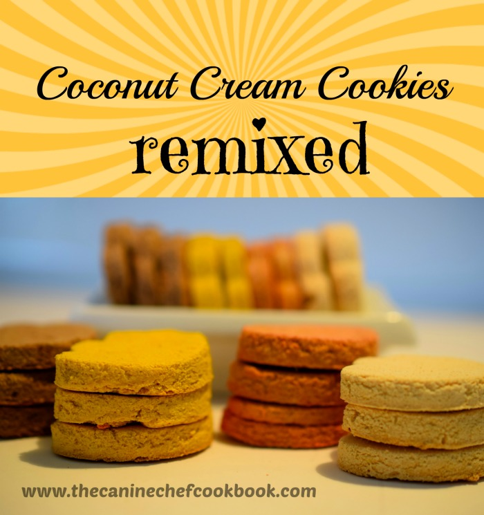 Coconut Cream Cookies Remixed