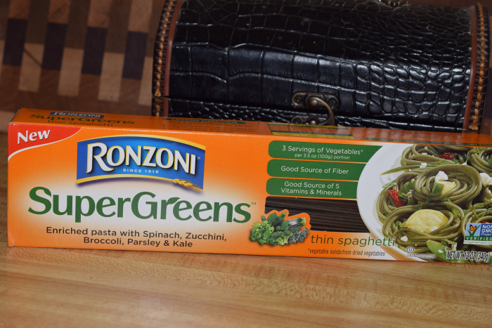 Ronzoni SuperGreens Pasta