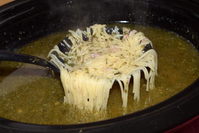 Chicken Noodle Soup 2