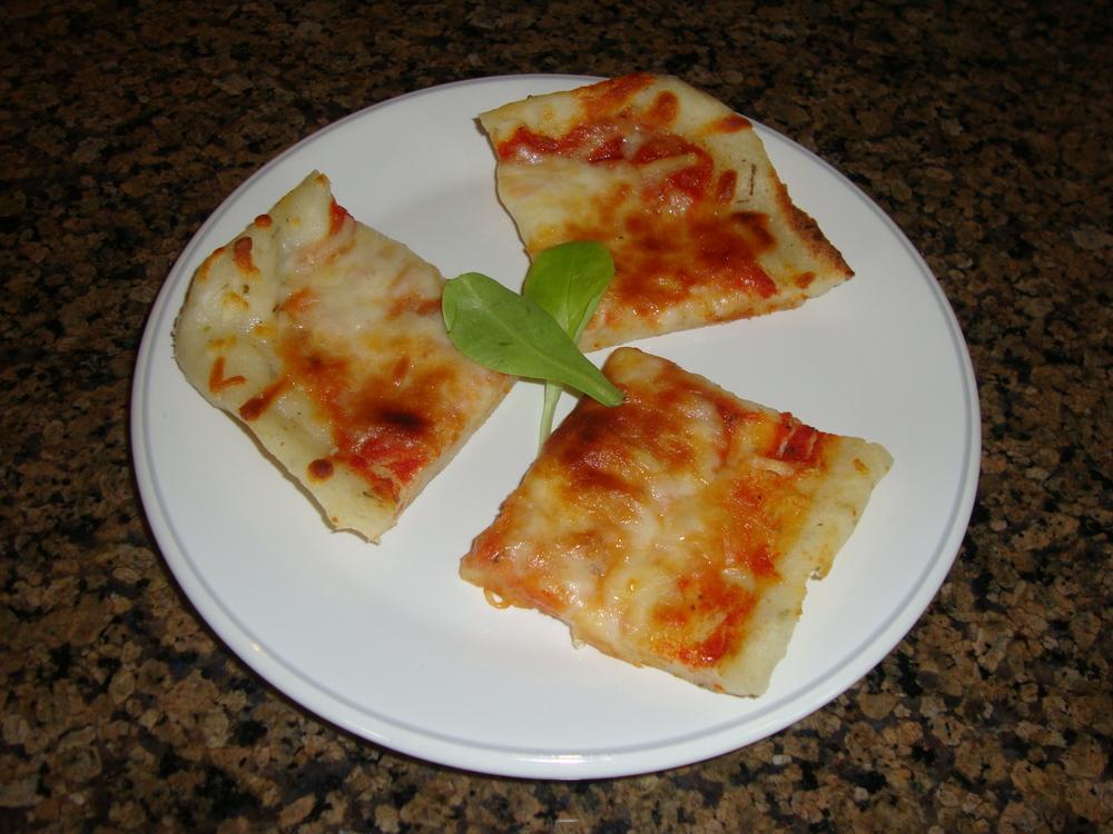 Joan's Gluten-Free Greatbakes Sicilian Pizza
