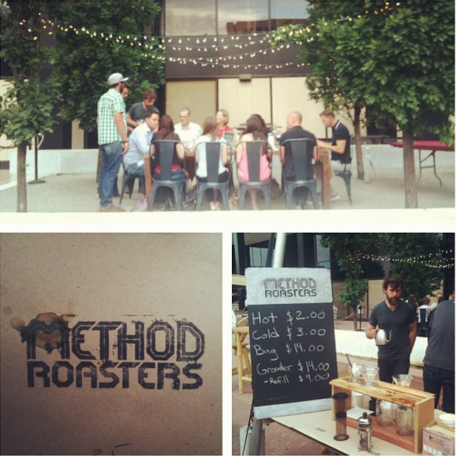 Method Roasters at Events