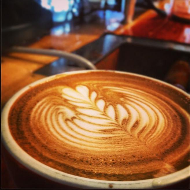Espresso Pour