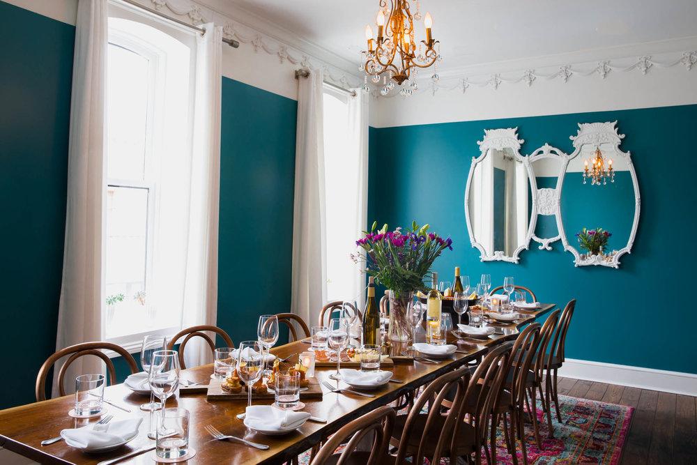 Copy of Ann Arbor Private Dining at Aventura Princess Suite