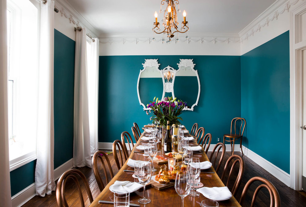 Ann Arbor Private Dining at Aventura Princess Suite