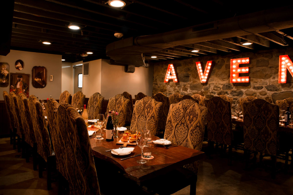 Ann Arbor Private Dining Aventura