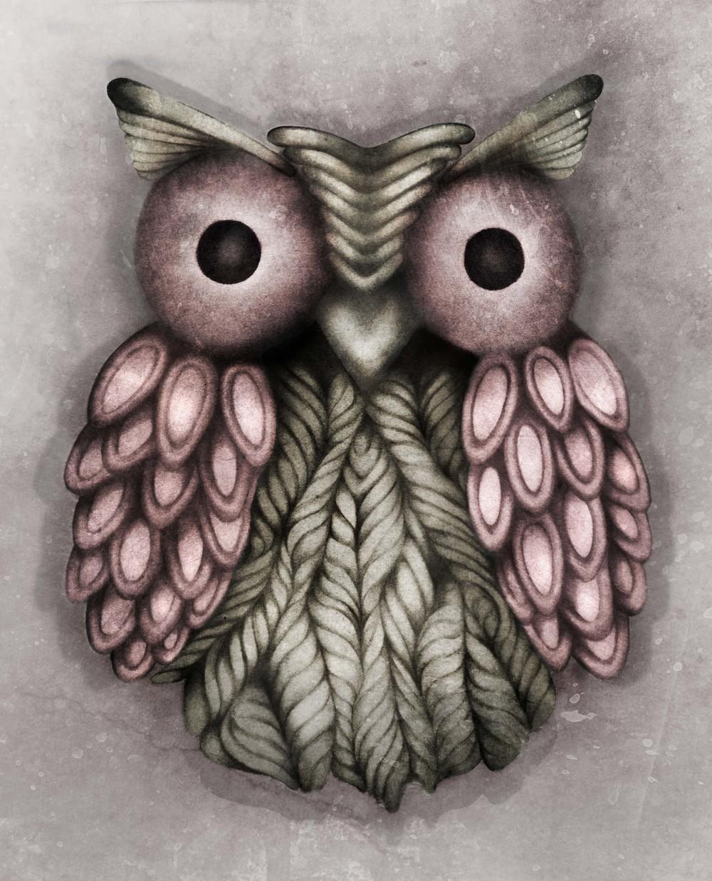 Adrianna_Grezak_Francis_owl_drawing