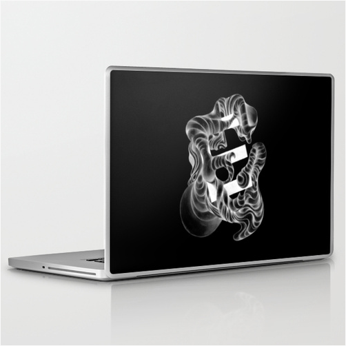 adrianna-grezak-typography-laptop-skin