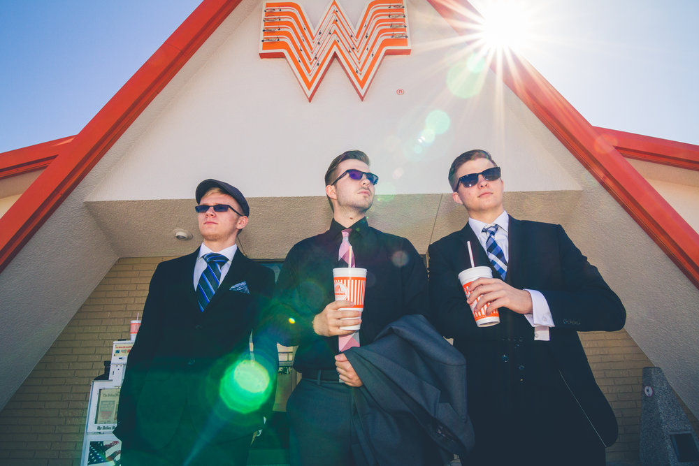 Every senior in Texas LOVES Whataburger!